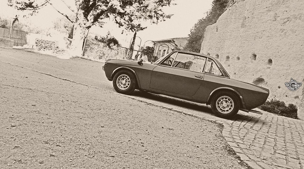 Lancia Fulvia HF Fanalone - Belissima leggenda ! 97