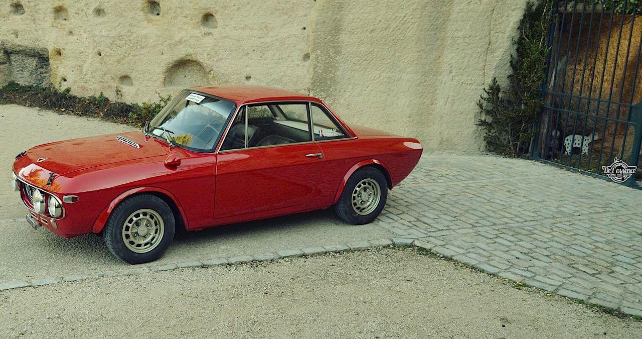 Lancia Fulvia HF Fanalone - Belissima leggenda ! 96