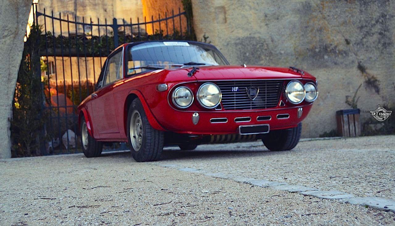 Lancia Fulvia HF Fanalone - Belissima leggenda ! 94