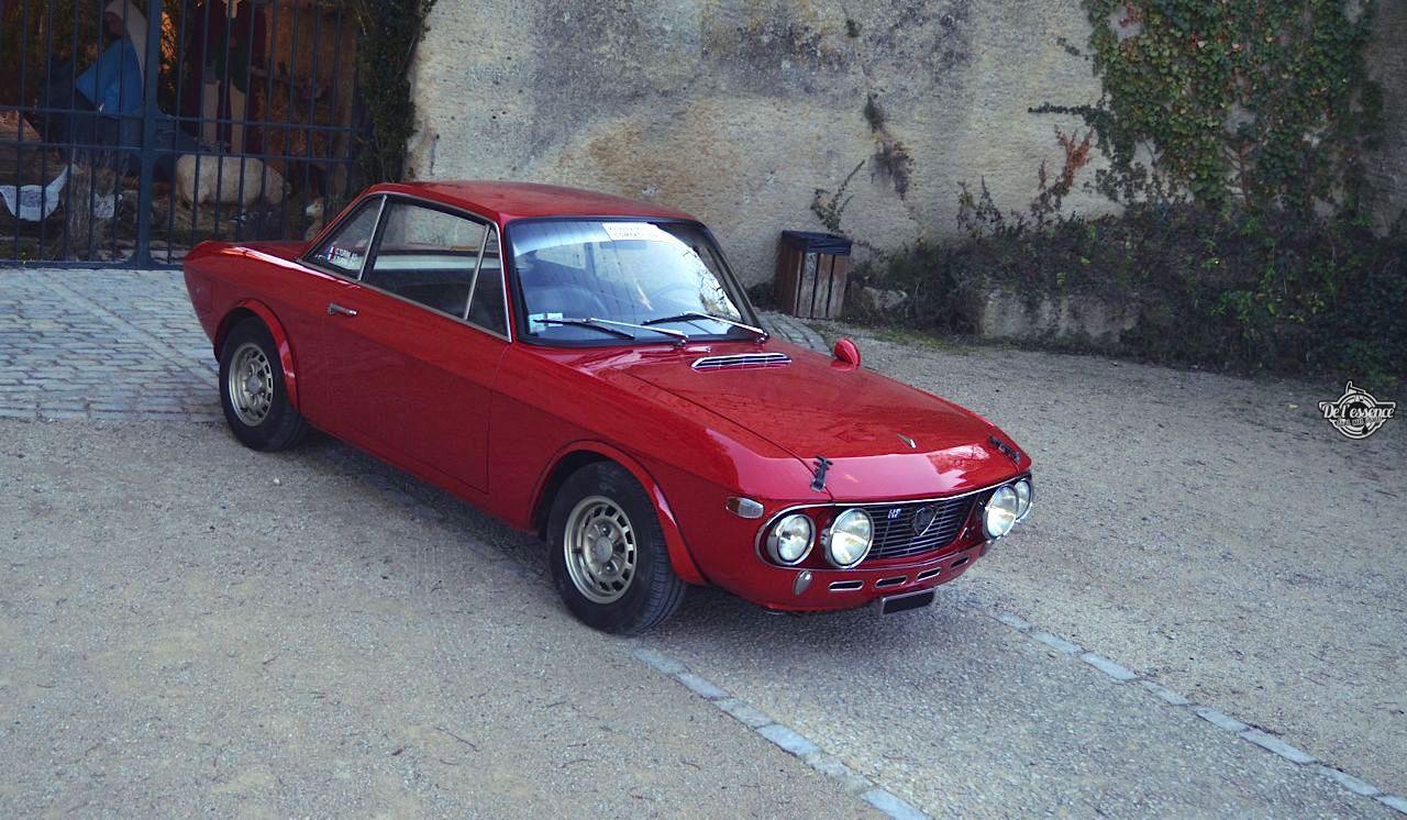 Lancia Fulvia HF Fanalone - Belissima leggenda ! 92