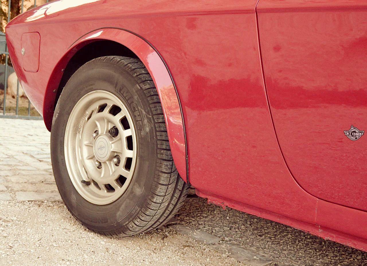 Lancia Fulvia HF Fanalone - Belissima leggenda ! 89