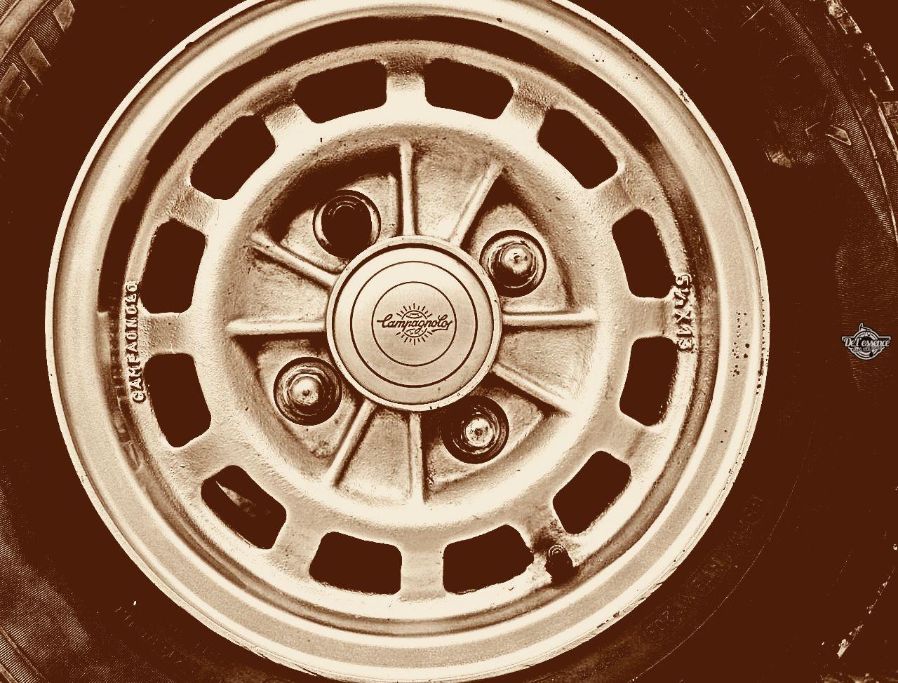 Lancia Fulvia HF Fanalone - Belissima leggenda ! 117