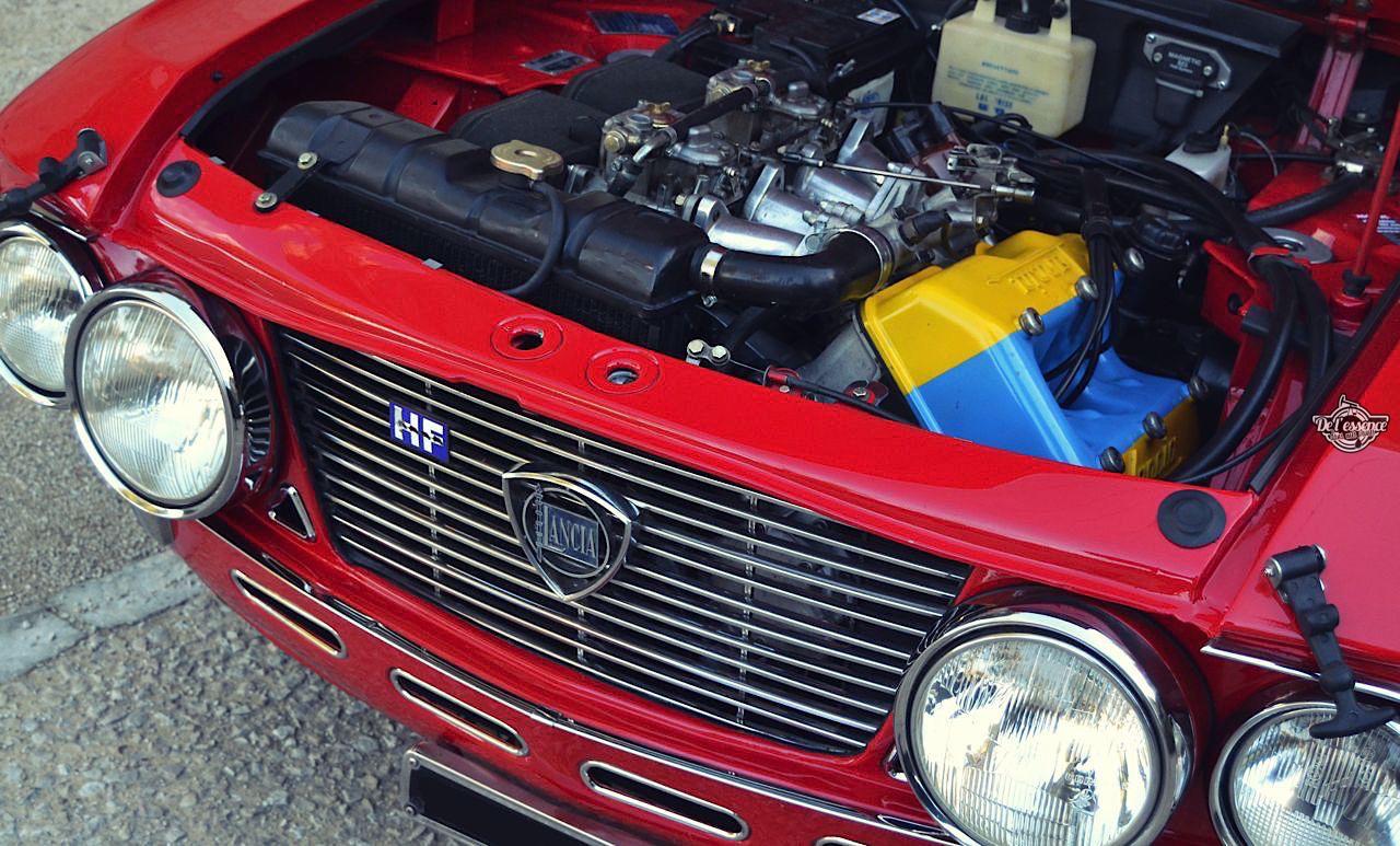 Lancia Fulvia HF Fanalone - Belissima leggenda ! 110