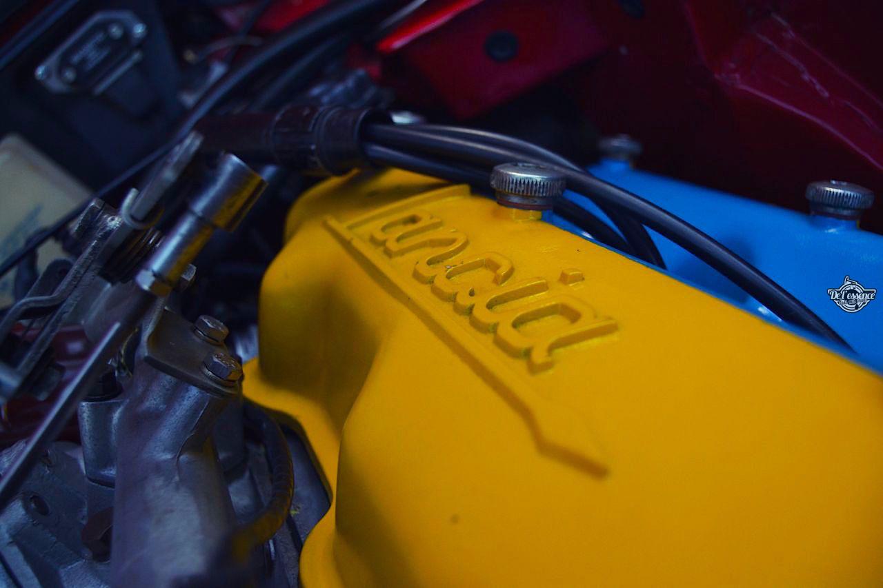 Lancia Fulvia HF Fanalone - Belissima leggenda ! 122