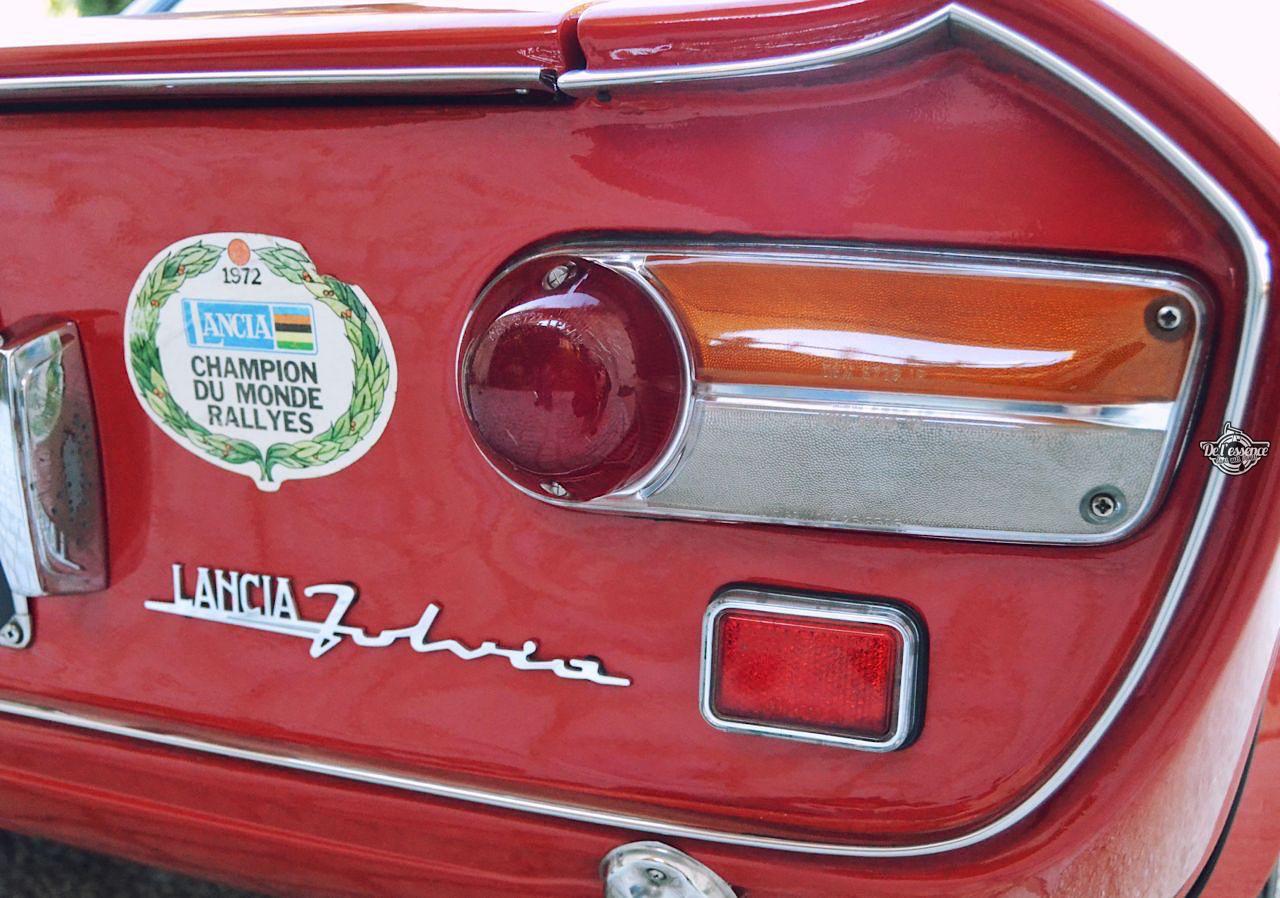 Lancia Fulvia HF Fanalone - Belissima leggenda ! 128