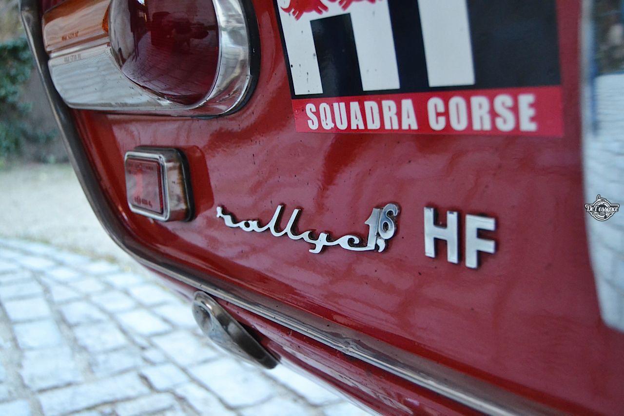 Lancia Fulvia HF Fanalone - Belissima leggenda ! 129