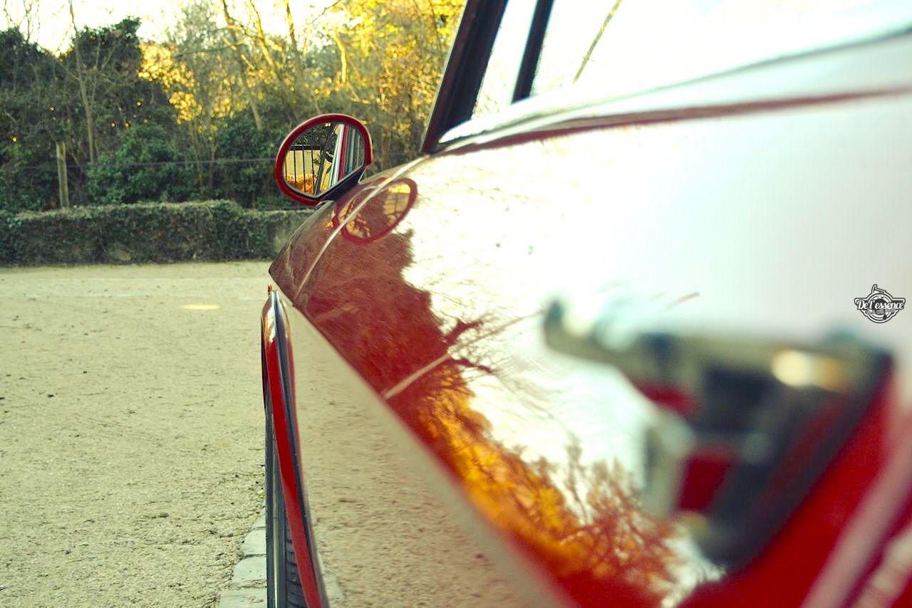 Lancia Fulvia HF Fanalone - Belissima leggenda ! 112