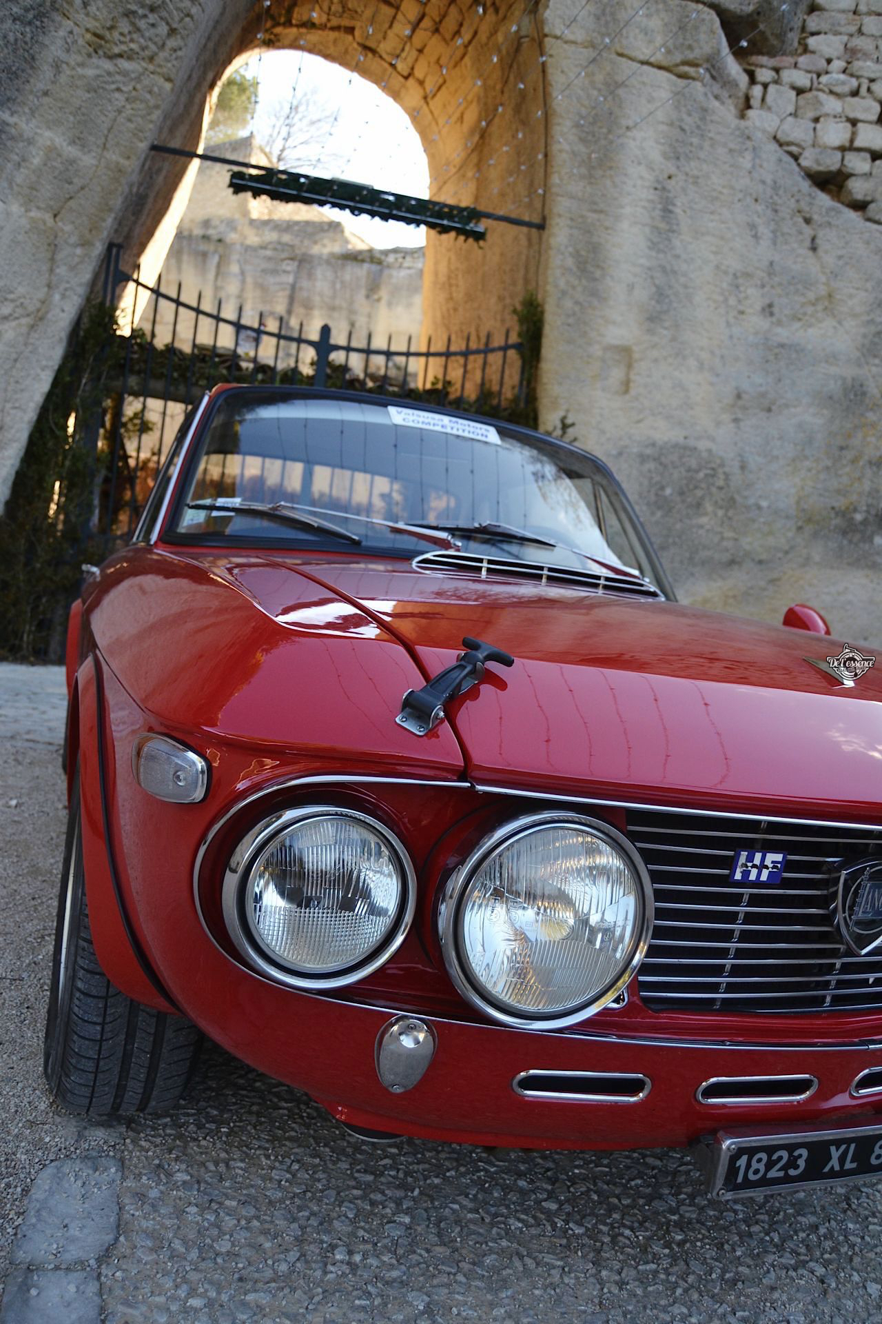 Lancia Fulvia HF Fanalone - Belissima leggenda ! 93