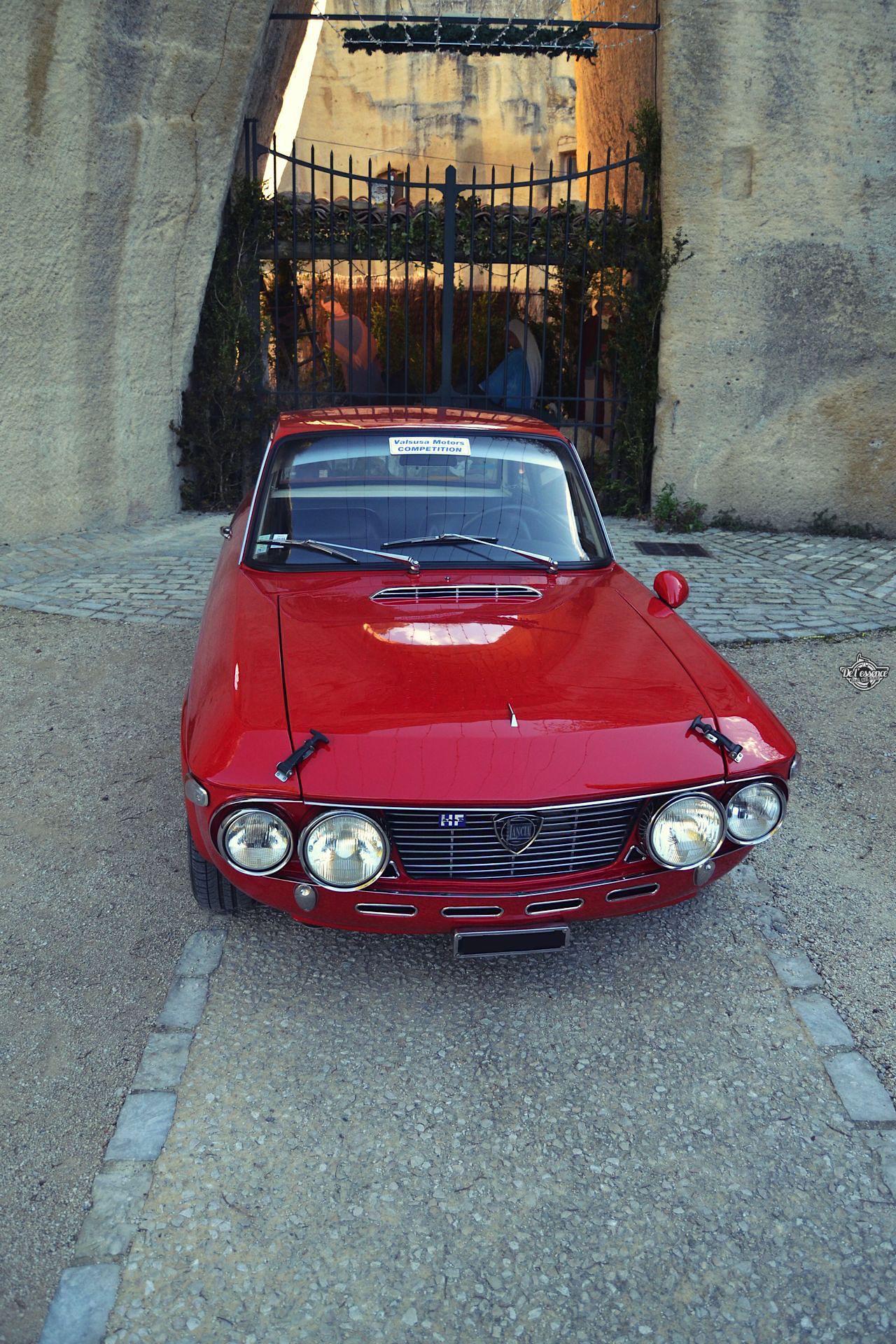 Lancia Fulvia HF Fanalone - Belissima leggenda ! 91