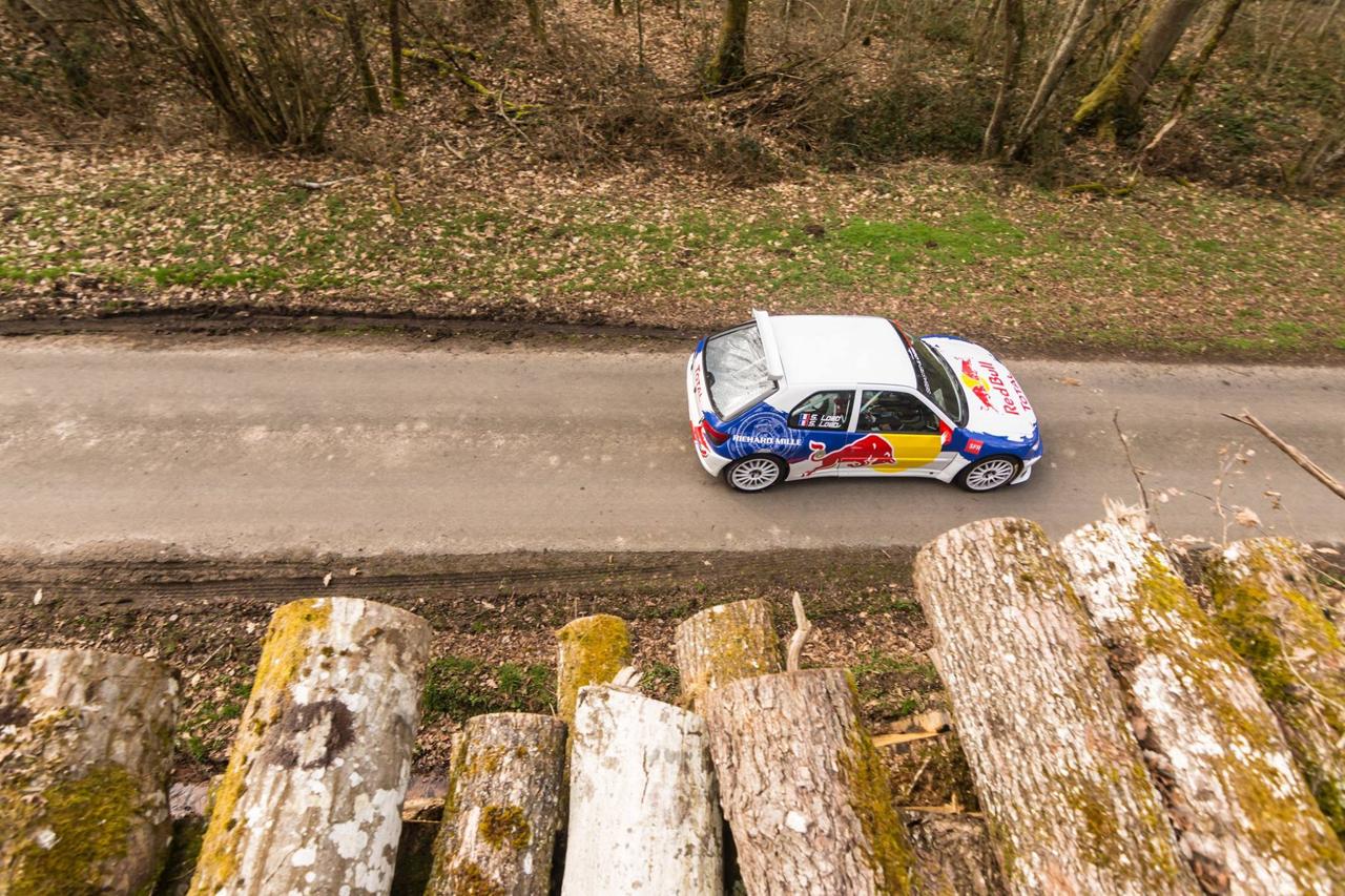 Sebastien Loeb et la 306 Maxi ! 16