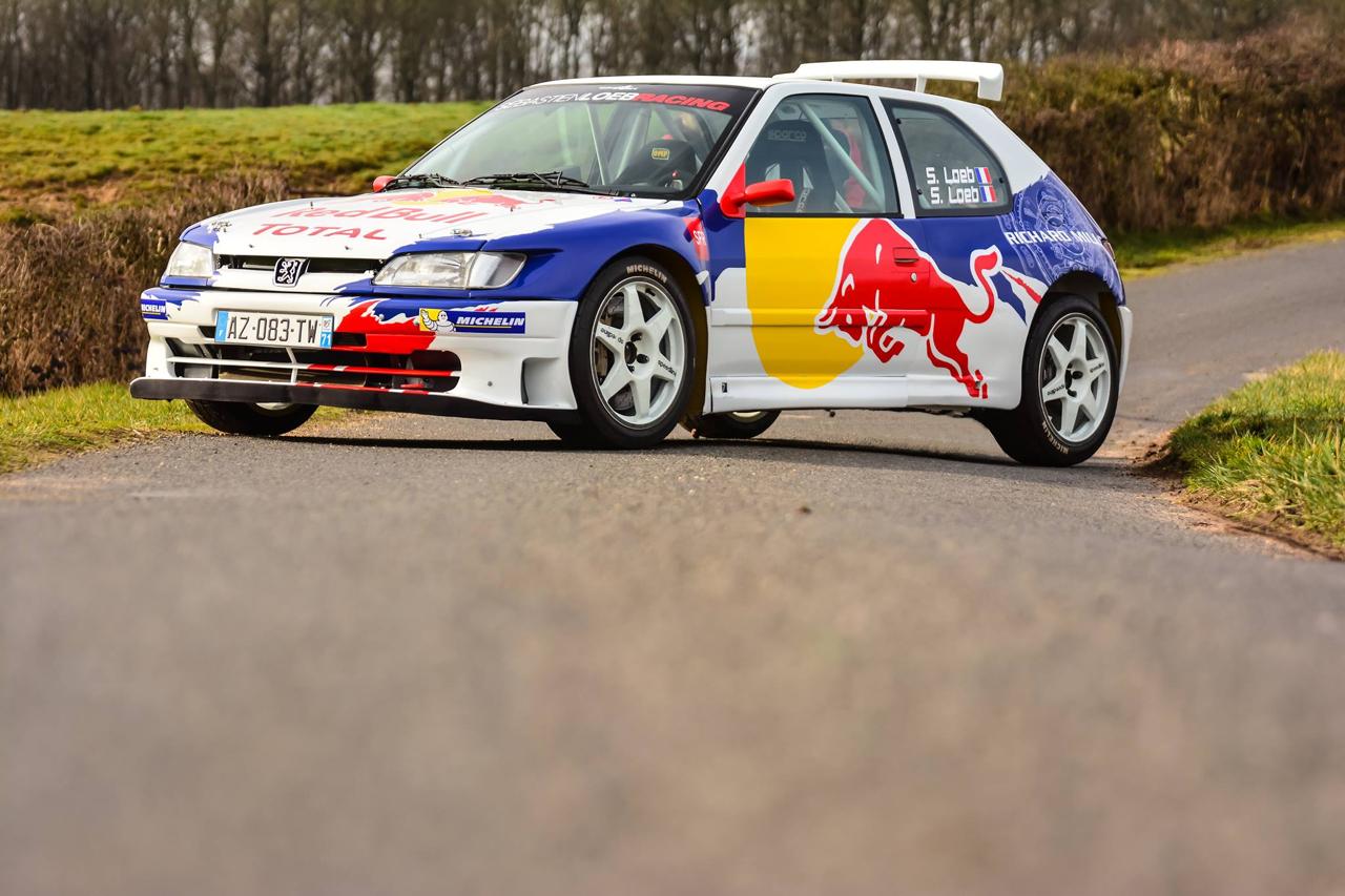 Sebastien Loeb et la 306 Maxi ! 15