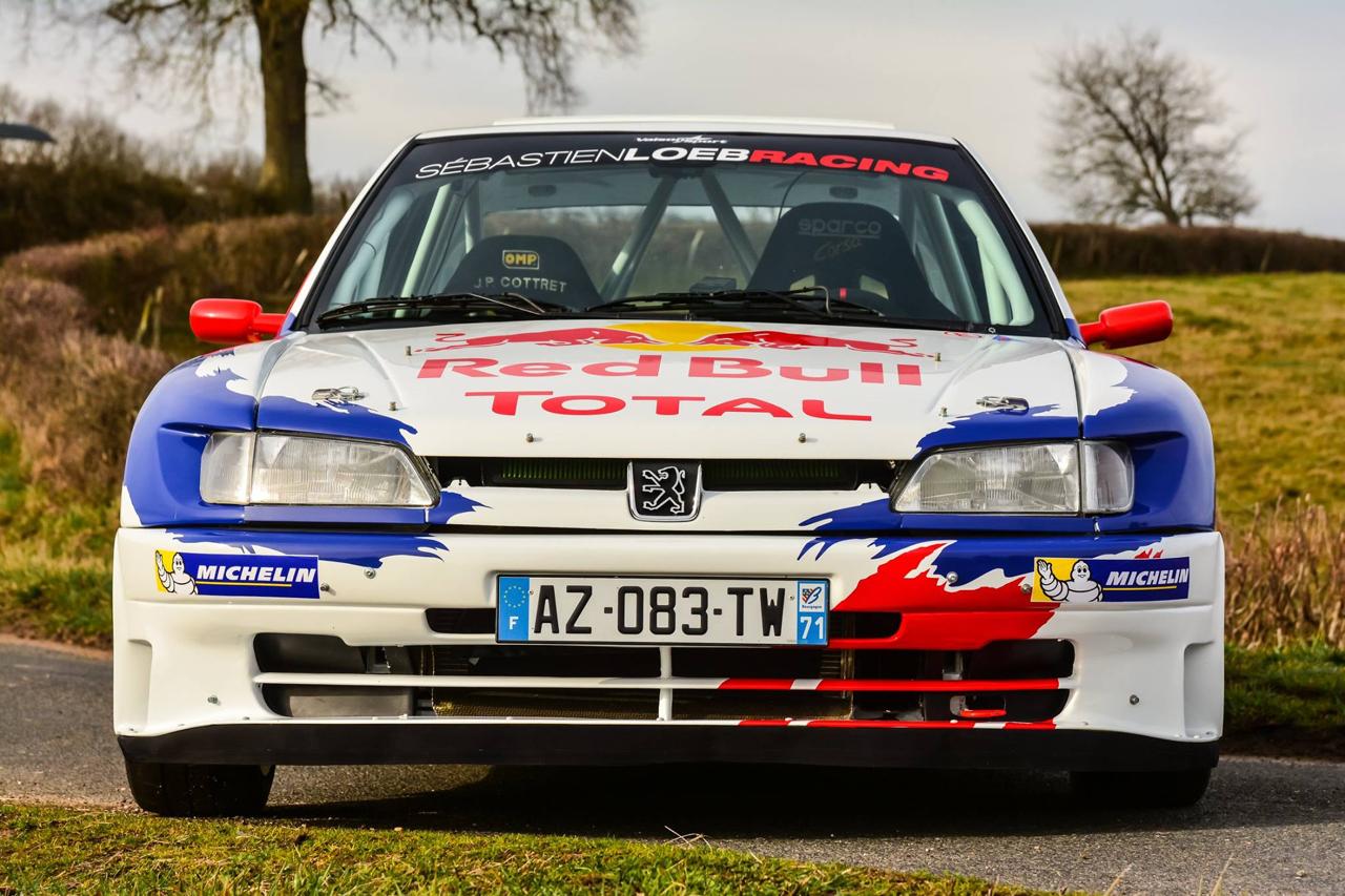 Sebastien Loeb et la 306 Maxi ! 17