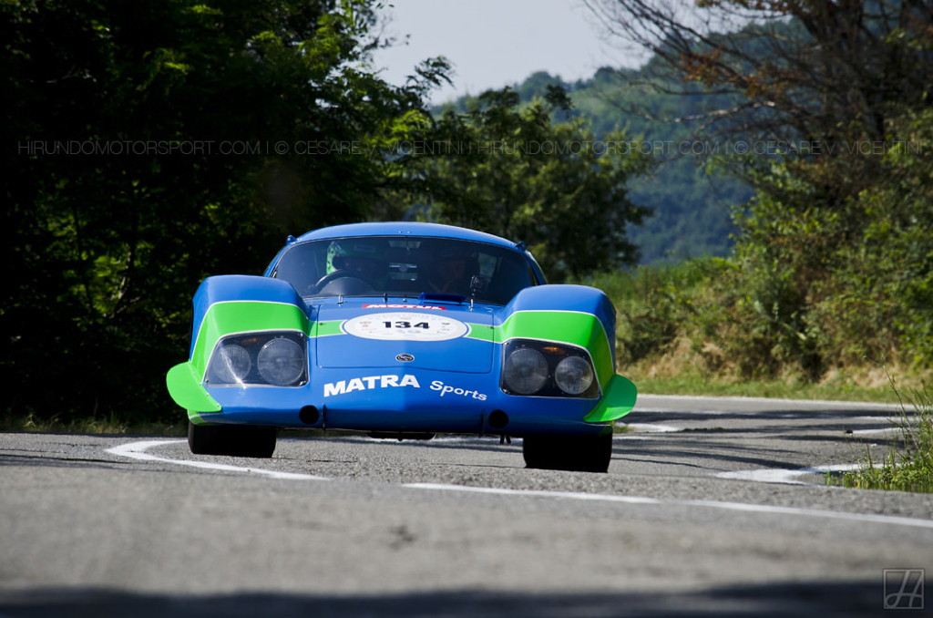 Engine sound : Matra MS de la 630 à la 670... Un V12 dans les Hunaudières ! 55