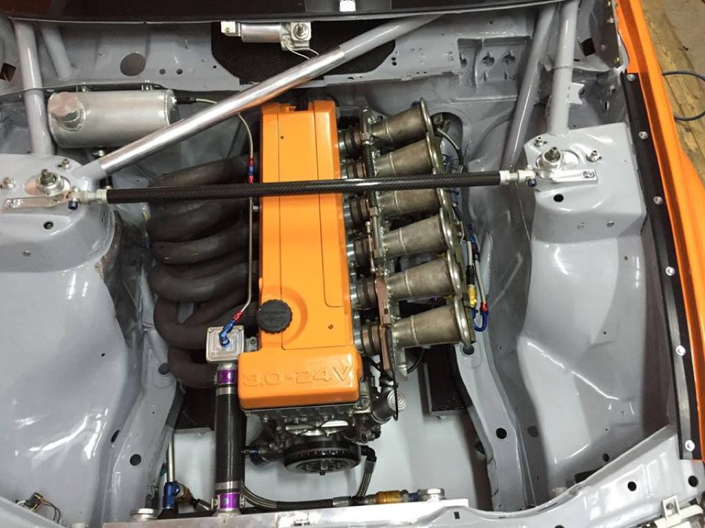 HillClimb monster : Opel Omega Evo 500 DTM... Atmo, c'est bien aussi. 3