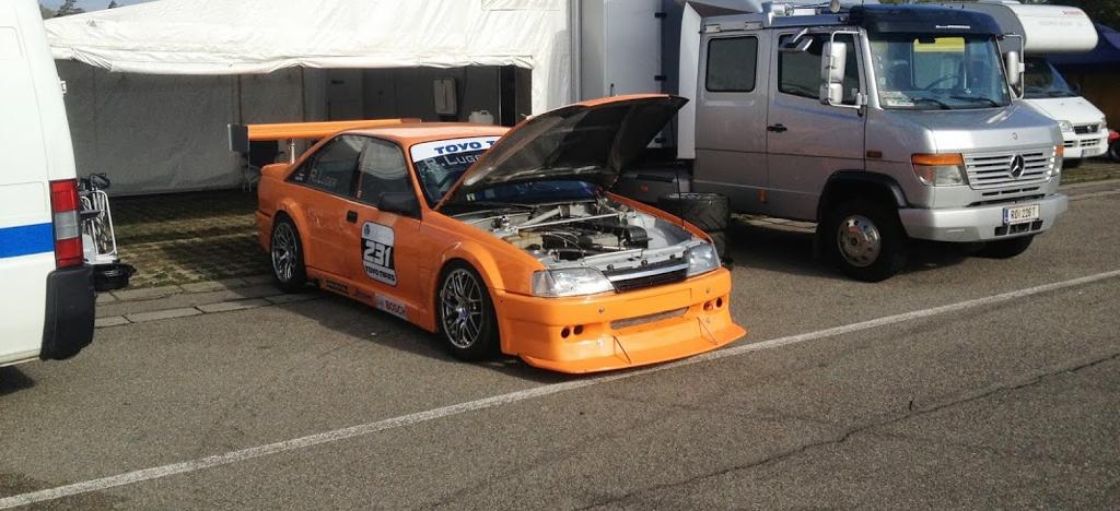 HillClimb monster : Opel Omega Evo 500 DTM... Atmo, c'est bien aussi. 4
