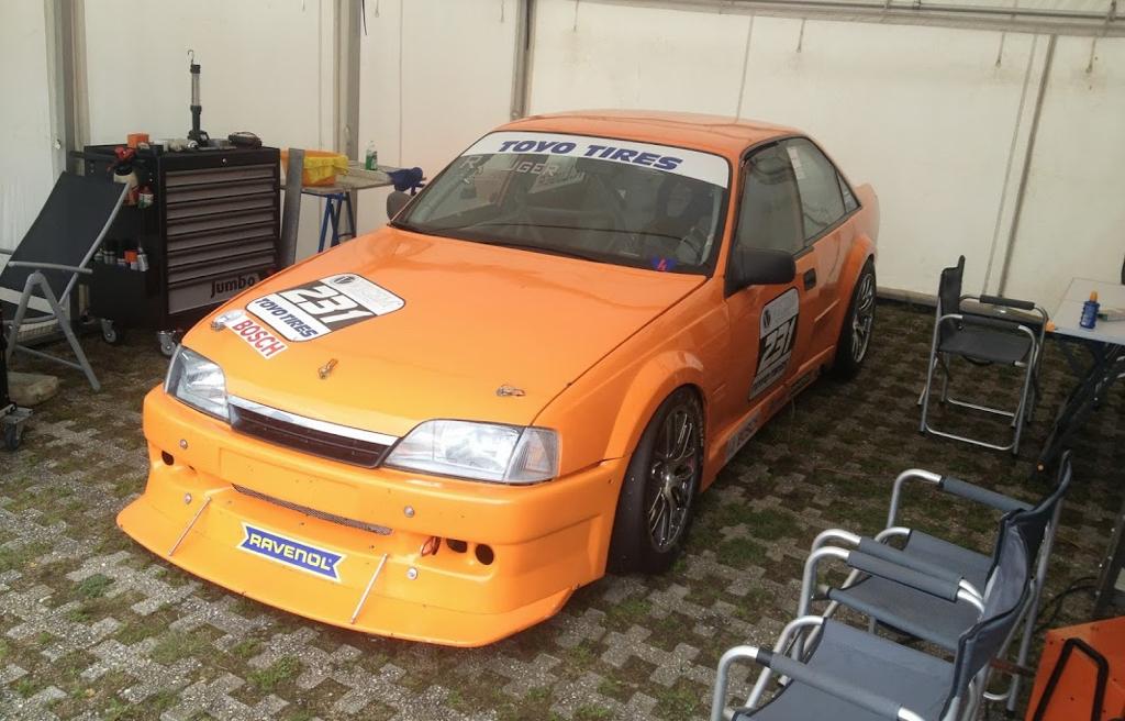 HillClimb monster : Opel Omega Evo 500 DTM... Atmo, c'est bien aussi. 1