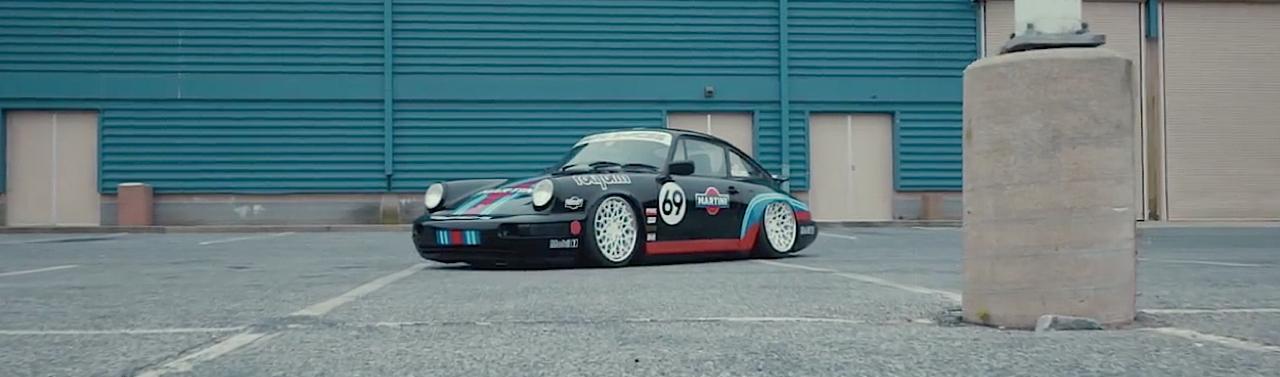 Porsche 964 Air Lift Performance - Scotché ! 45
