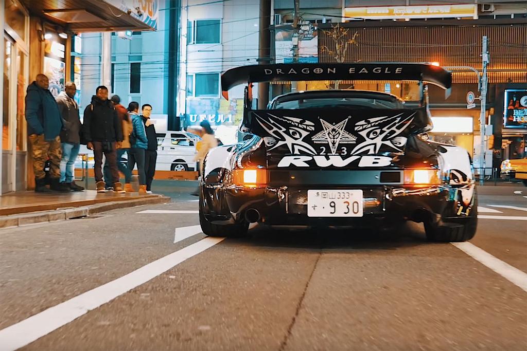 RWB Tokyo Meet... Akira et ses potes sont de sortie ! 14