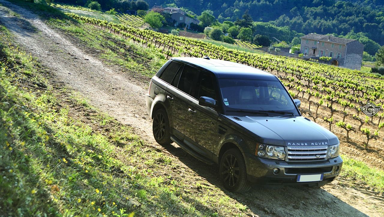Range Rover Sport V8 Supercharged... Il est pas vert Hulk ?! 60