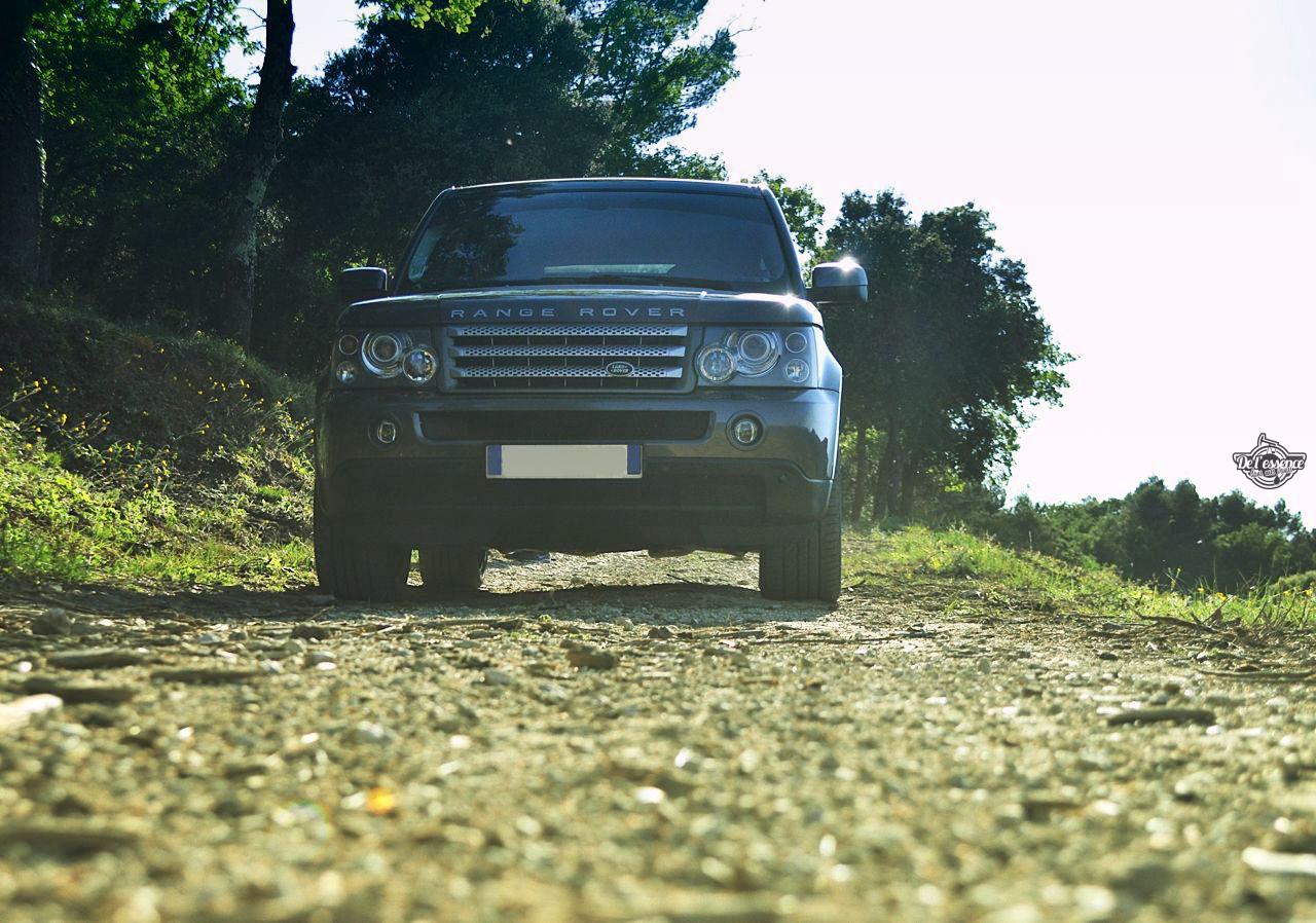Range Rover Sport V8 Supercharged... Il est pas vert Hulk ?! 66