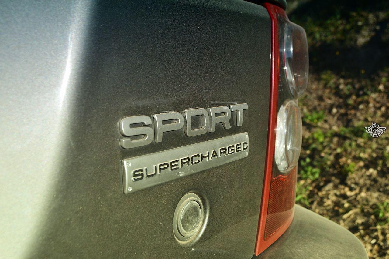 Range Rover Sport V8 Supercharged... Il est pas vert Hulk ?! 61