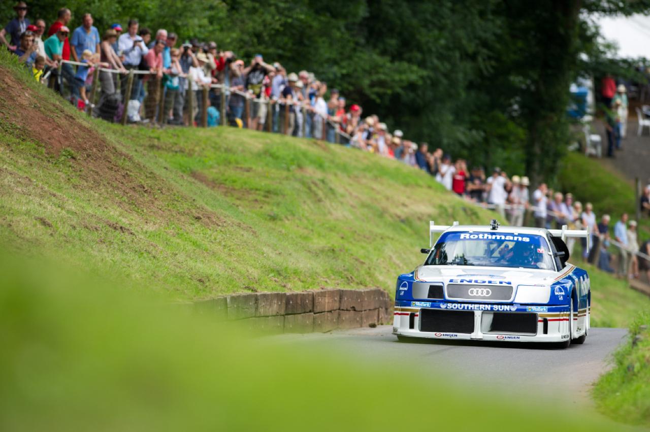 Audi S4 IMSA GTO... Ils ont sorti la bête ! 2
