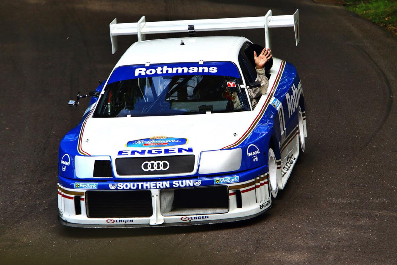 Audi S4 IMSA GTO... Ils ont sorti la bête ! 3