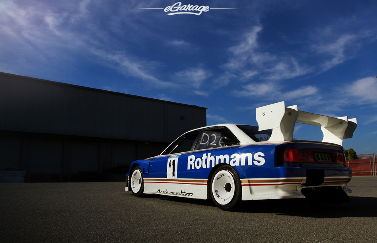 Audi S4 IMSA GTO... Ils ont sorti la bête ! 5