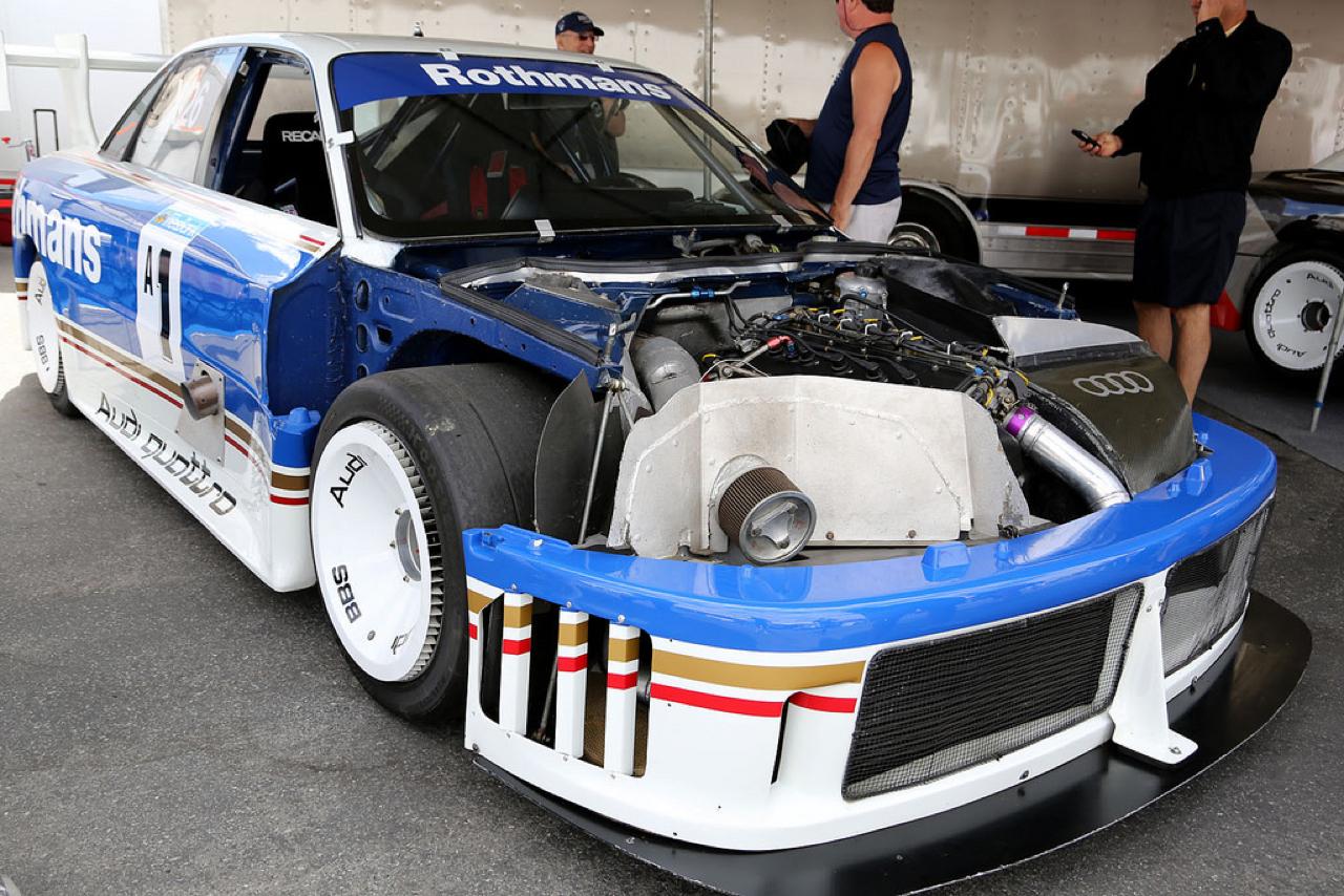 Audi S4 IMSA GTO... Ils ont sorti la bête ! 6