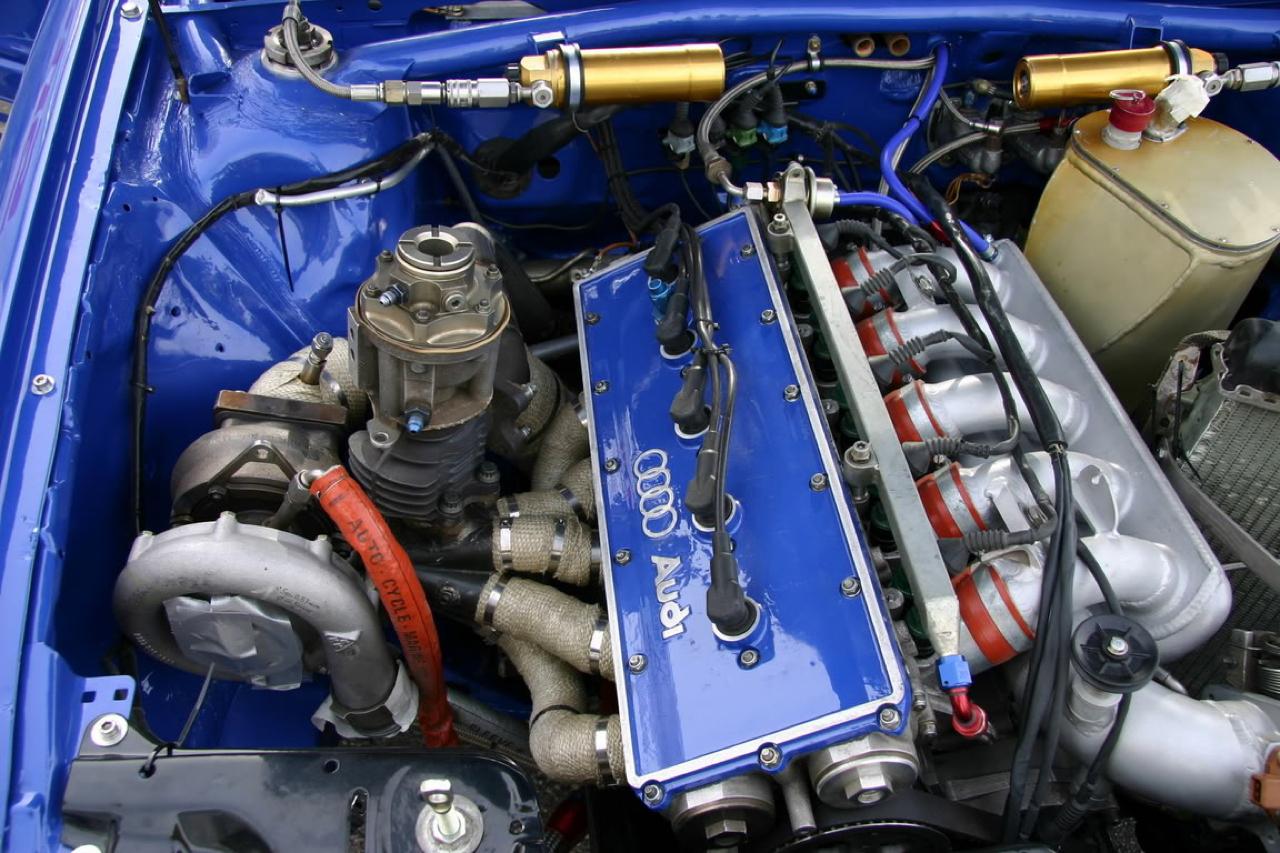 Audi S4 IMSA GTO... Ils ont sorti la bête ! 7
