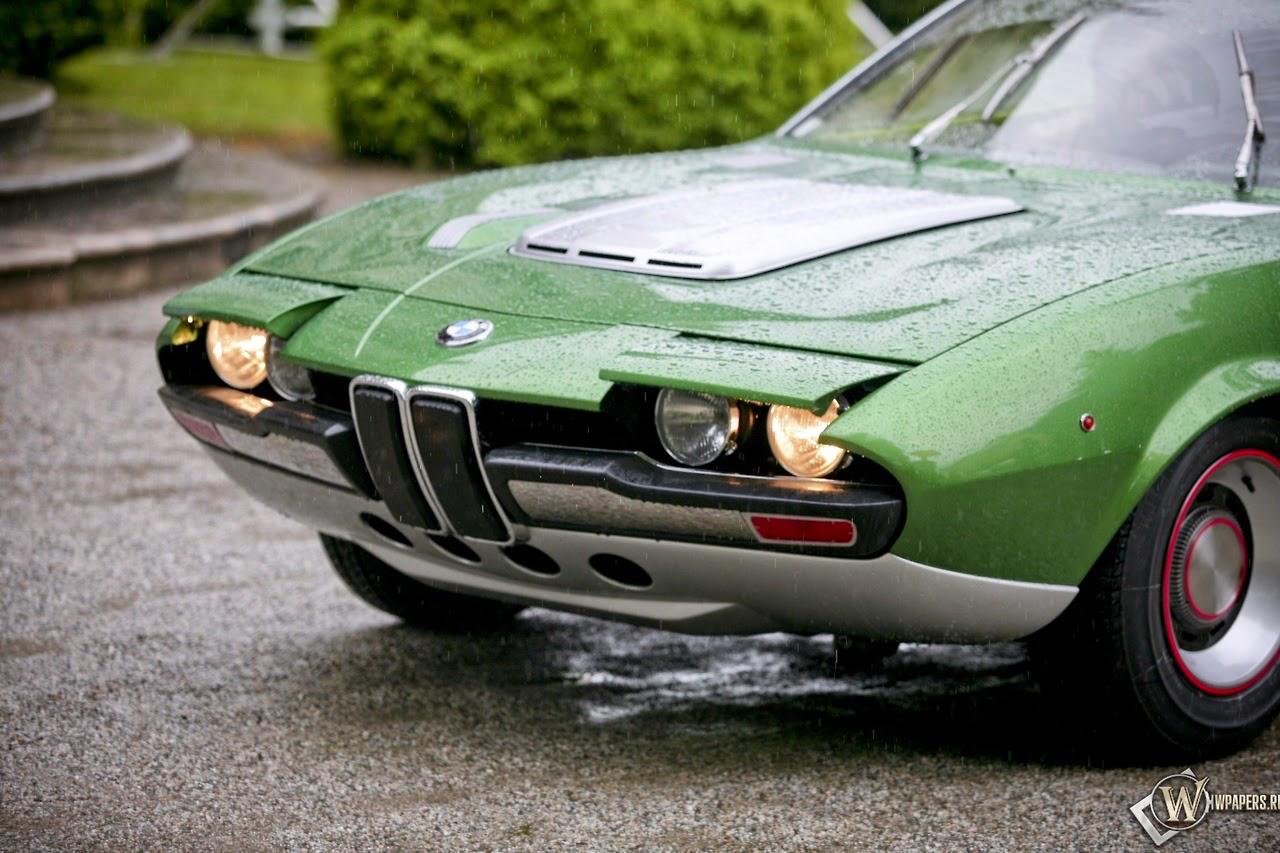 BMW Spicup - Signé Bertone ! 33