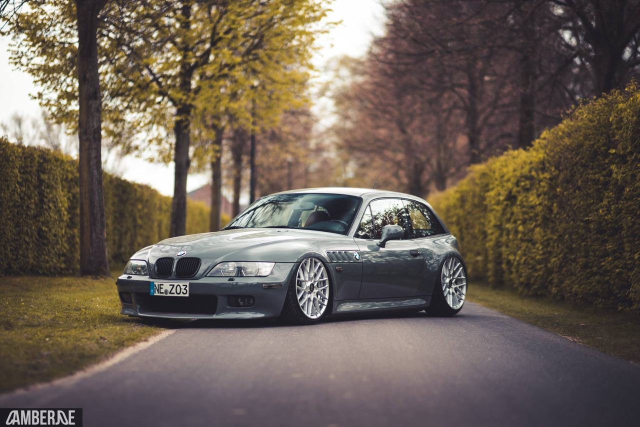 Bagged BMW Z3 Coupé... On - Off ! 25