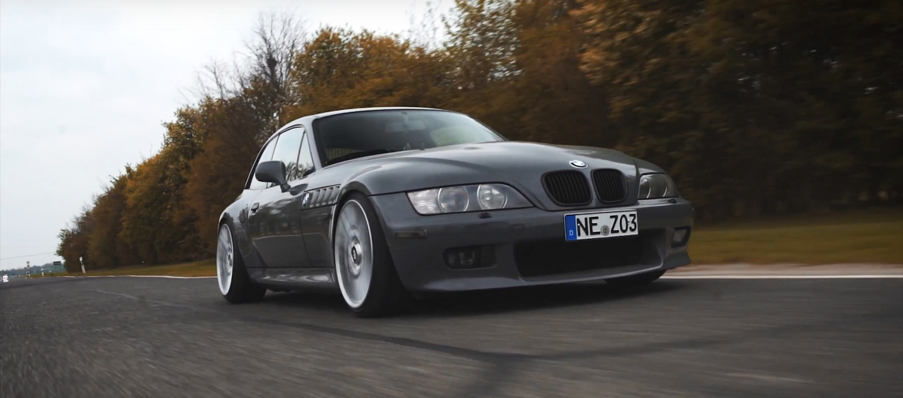 Bagged BMW Z3 Coupé... On - Off ! 27
