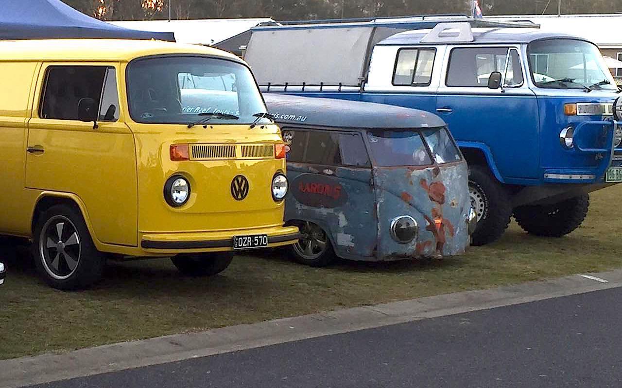 VW combi by Alder Outlaws - Crazy wheels ! 13