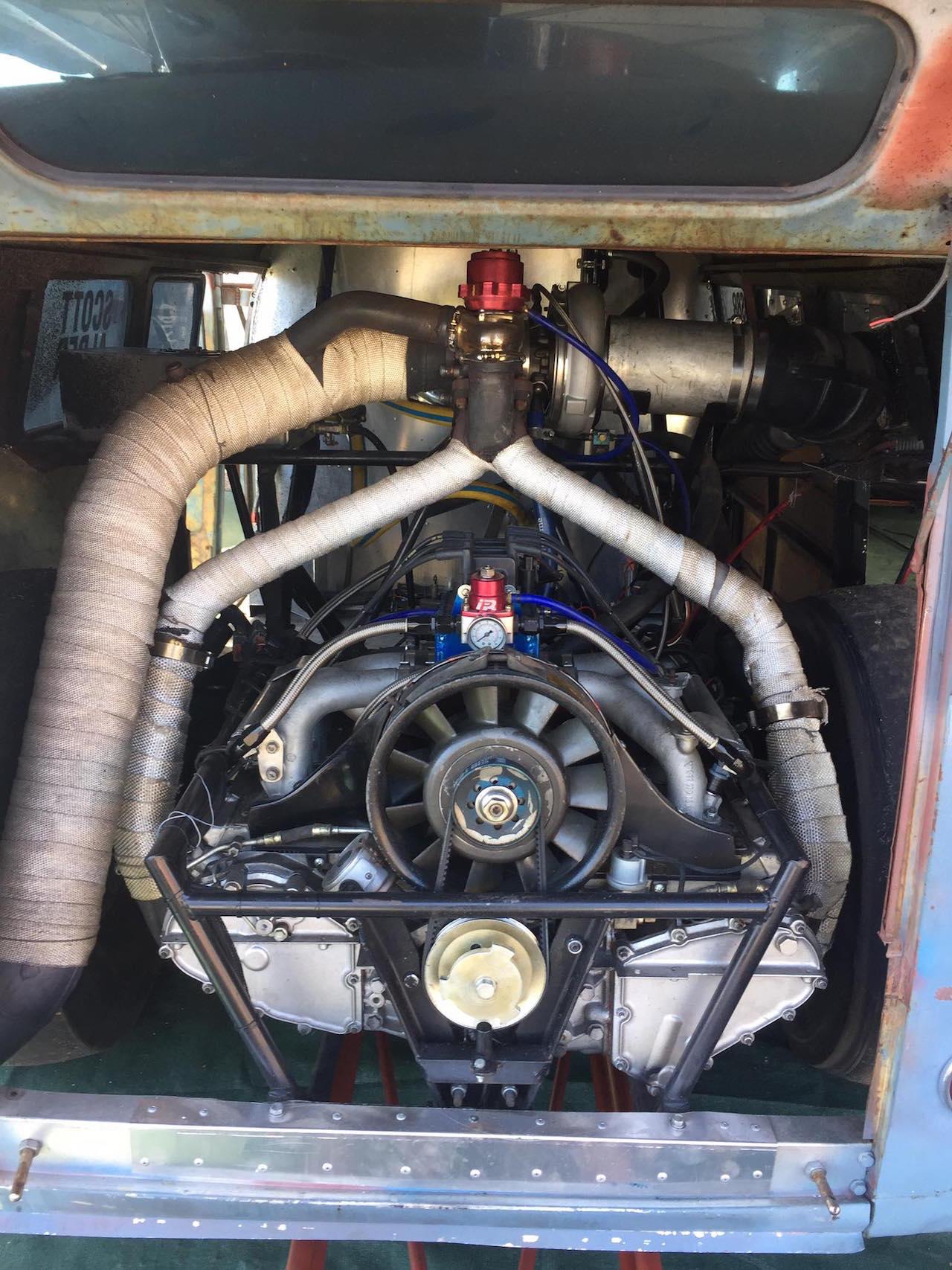VW combi by Alder Outlaws - Crazy wheels ! 12
