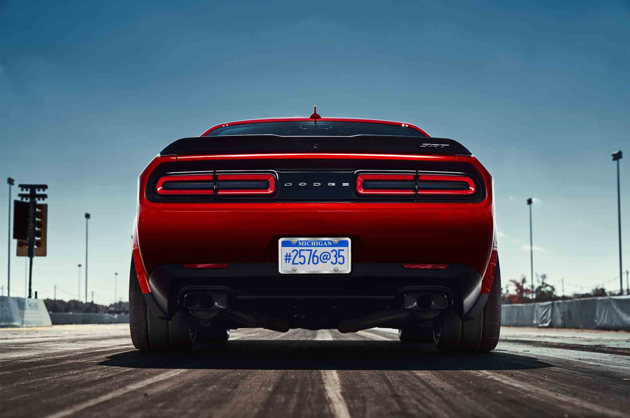 Dodge Challenger SRT Demon... Street legal sortie de l'enfer ! 34