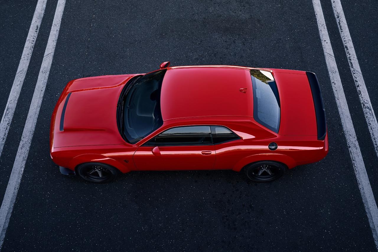 Dodge Challenger SRT Demon... Street legal sortie de l'enfer ! 40
