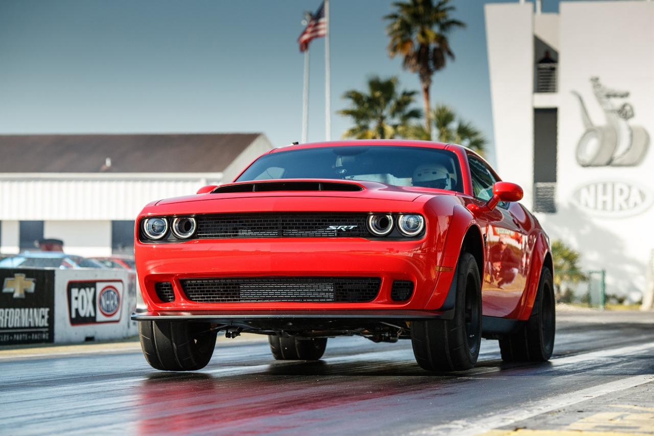 Dodge Challenger SRT Demon... Street legal sortie de l'enfer ! 13