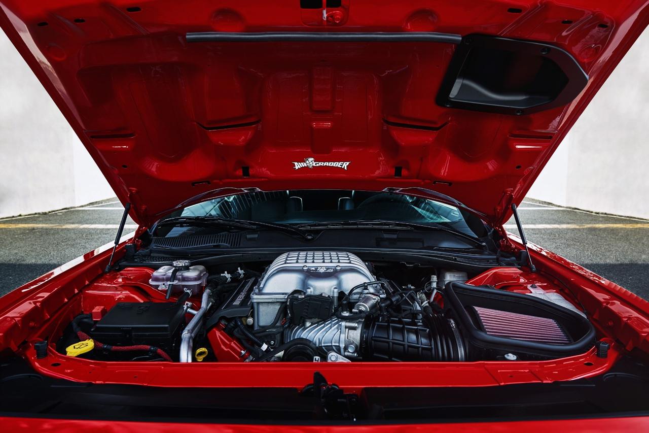 Dodge Challenger SRT Demon... Street legal sortie de l'enfer ! 33