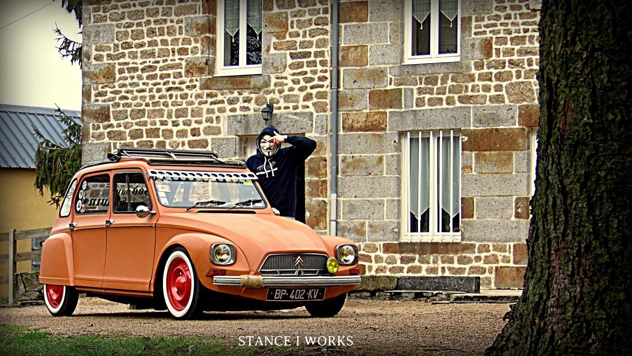 Citroën Dyane Low - Wait... What ? 2