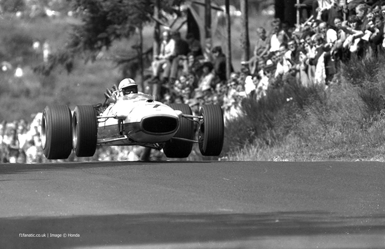 1967 : Le Nürb en F1... Couillus ! 18