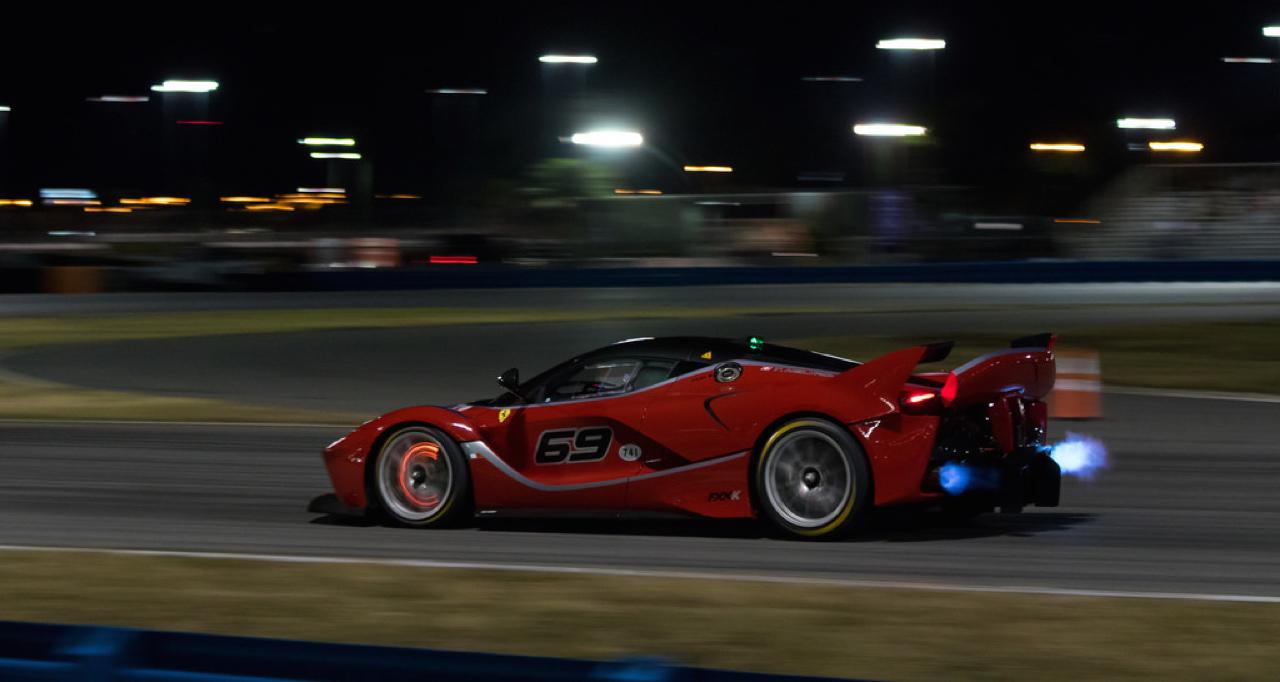 Ferrari FXX K... Showtime ! Ou peut être Chaudtime... 19
