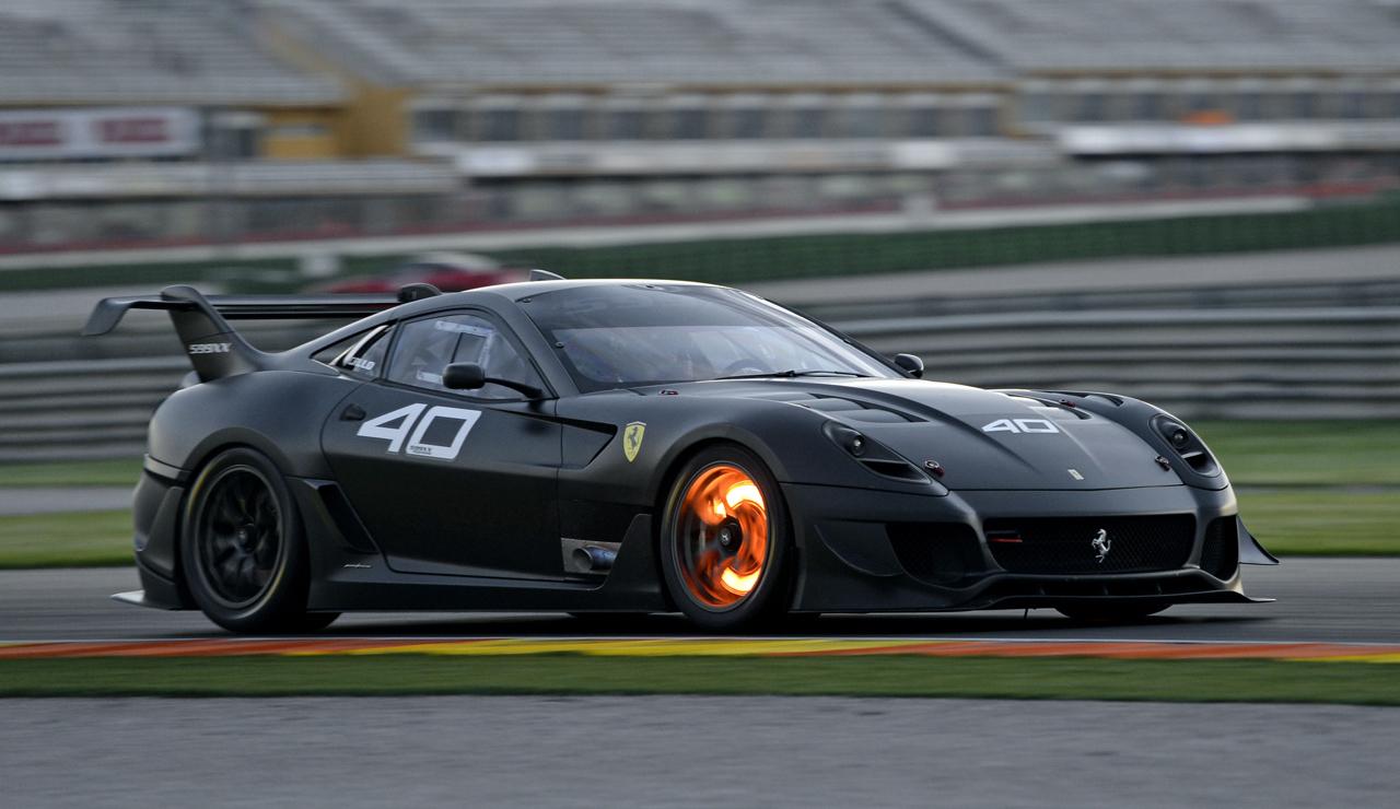 Ferrari FXX K... Showtime ! Ou peut être Chaudtime... 17