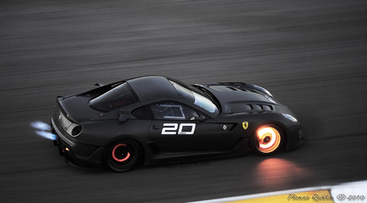 Ferrari FXX K... Showtime ! Ou peut être Chaudtime... 18