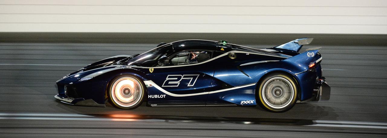 Ferrari FXX K... Showtime ! Ou peut être Chaudtime... 16