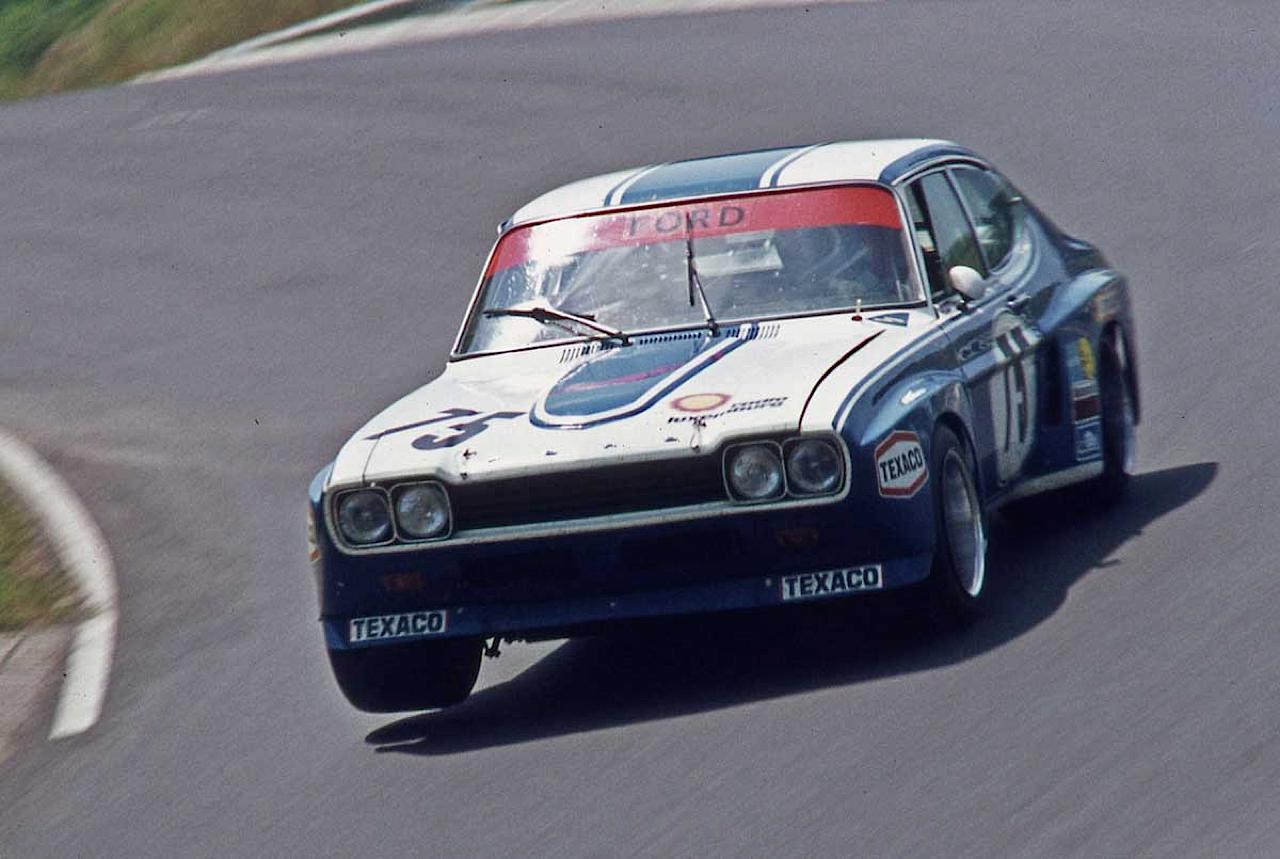 Hillclimb Monster : Niki Lauda's Ford Capri RS 3400... 20