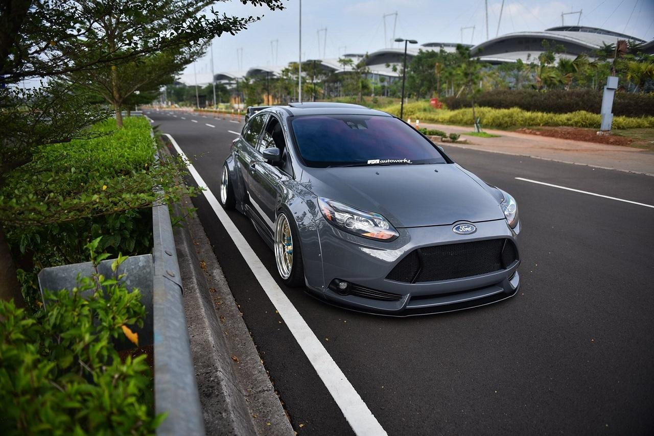 Ford Focus WideBody - Sobre et efficace... 19