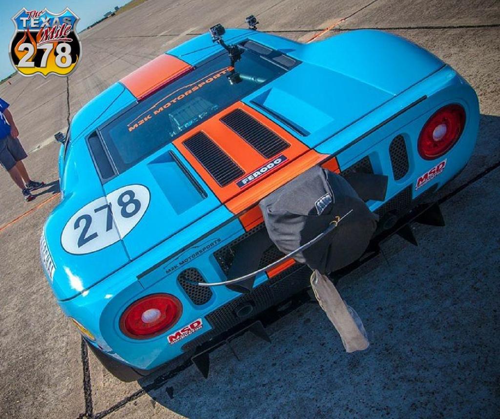La Bugatti Veyron et la Hennessey Venom GT pulvérisées par... une Ford GT ! 17
