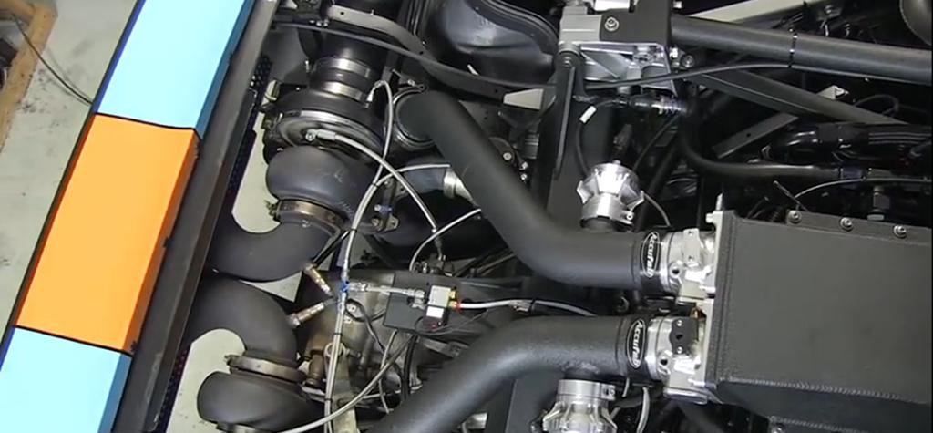 La Bugatti Veyron et la Hennessey Venom GT pulvérisées par... une Ford GT ! 21