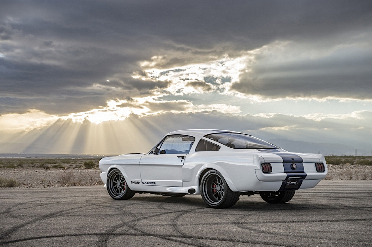 Ford Mustang Shelby GT350 restomod... Modif d'origine ! 6